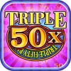 Triple 50x Pay Slot Machine