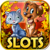 Cats & Dogs Free Slot Machine